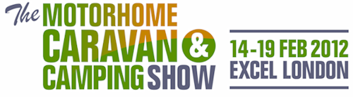 The Motorhome, Caravan & Camping Show 14-19th February 2012