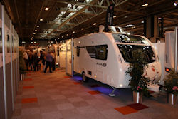 The Motorhome & Caravan Show (NEC) – A Beginner's Guide!