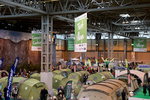 Caravan, Camping & Motorhome Show, February 2015: Tickets Are Now On Sale