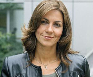 Julia Bradbury Appointed President Of The Camping & Caravanning Club