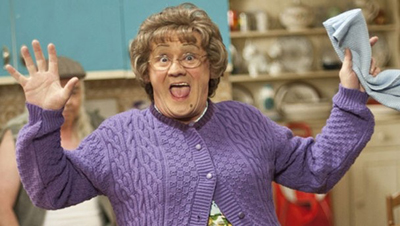 Mrs Brown's Voice On Your GPS?