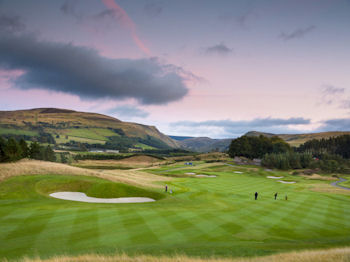 Scotland's Pubs And Bars Tee Off The Ryder Cup