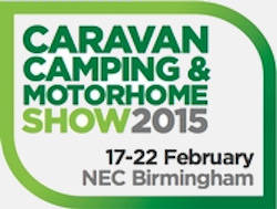 More New Models At The Caravan, Camping & Motorhome Show 2015