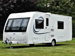 New Family Friendly Cosmos On Display At The Caravan And Motorhome Show, Manchester