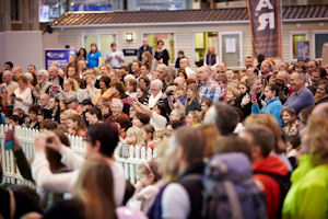 Caravan, Camping & Motorhome Show Attracts Record Attendance