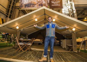 Camping & Caravanning Club launches new Glamping tent network