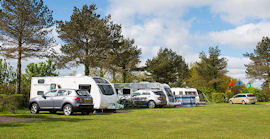 AA Caravan And Camping Awards 2015