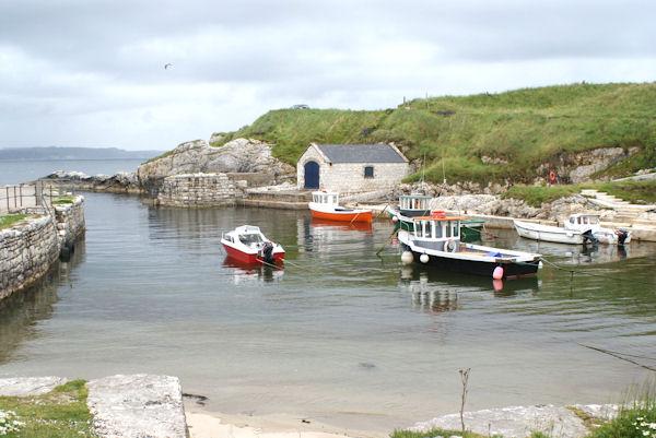Ballintoy Bay