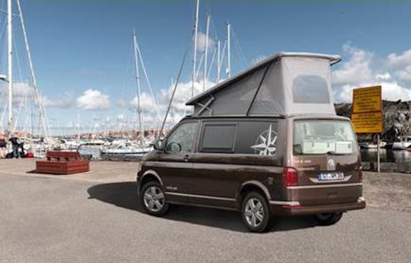 The First Place To See A Range Of New VW T6 Campervan Conversions All Under One Roof!