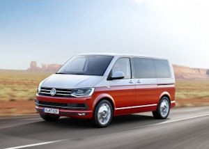 Nomad Campervans Introduce Next Generation Camper Conversion on the New Volkswagen T6