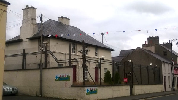 Bushmills Fortified Ex-Police Station
