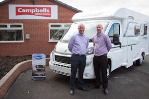 Campbells Returns To The Motorhome Market