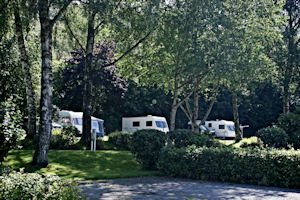 Riggers' Caravan Travels: Hebden Bridge Caravan Club Site