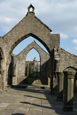 Old Church, Heptonstall