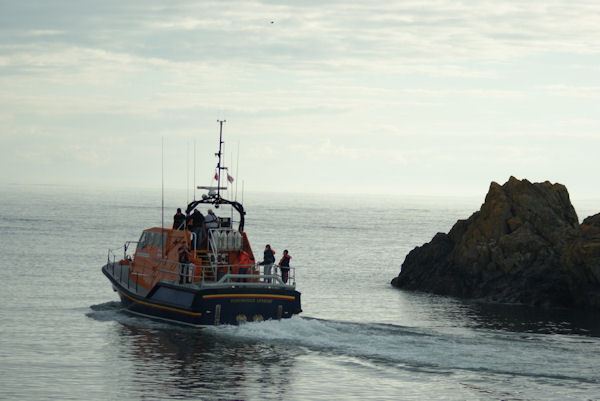Port Patrick Lifeboat