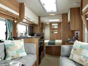 43% Increase In Lunar Caravan & Motorhome Sales