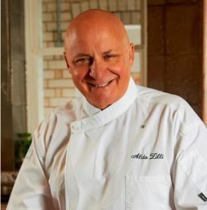 The Caravan, Camping & Motorhome Show: Aldo Zilli cooks up campsite delights