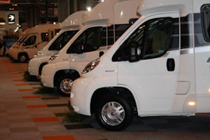 Motorhome Sales Continue To Rise