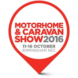 The Motorhome & Caravan Show 2016 Has Begun!