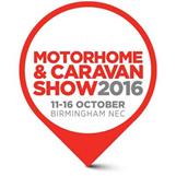 The Motorhome & Caravan Show 2016 Has Begun!