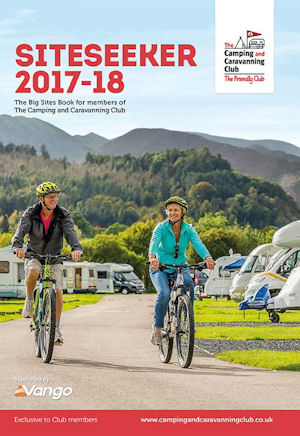 New Camping & Caravanning Club Campsite Guidebook Now Available