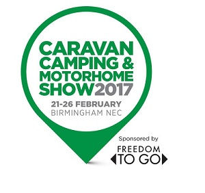 Caravan, Camping And Motorhome Show 2017: Another Year, Another Record