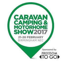 The Caravan, Camping & Motorhome Show 2017