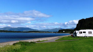 Caravan Club Boost To Scottish Economy