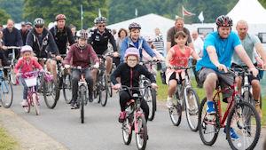 Caravan & Motorhome Club Norfolk Cyclefest
