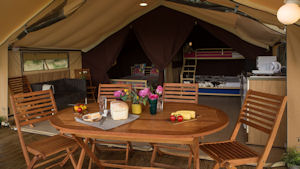 Glamping: A Solution For Young Families?