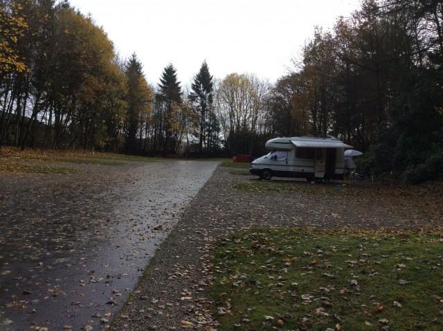 Bolton Abbey Caravan & Motorhome Club Site (N Yorkshire)