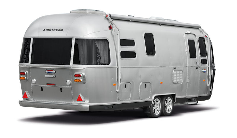 Airstream Caravans UK Relaunch