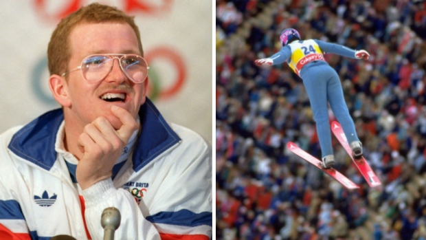 Eddie The Eagle To Open Motorhome & Caravan Show