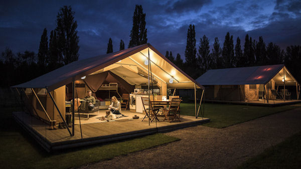 Camping & Caravanning Club: Ready Camp Add 6 New Locations