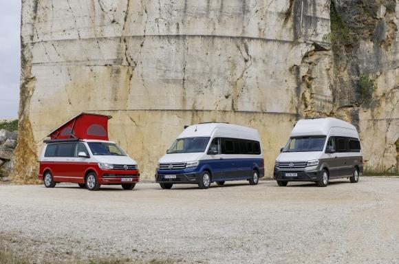 Volkswagen Commercial Vehicles is returning to Caravan & Motorhome Show