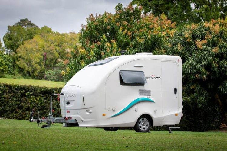 Wingamm micro and lightweight caravans now available in the UK